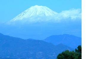 富士山雪解け水
